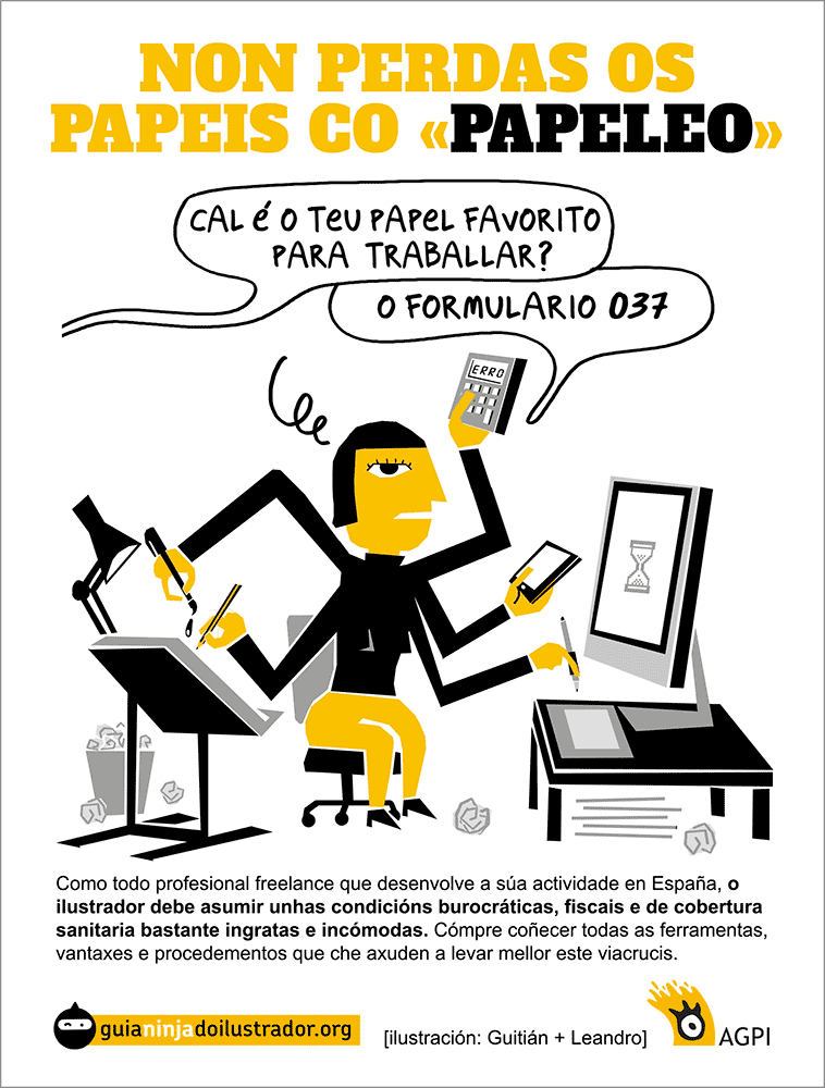 9. Os papeis do ilustrador