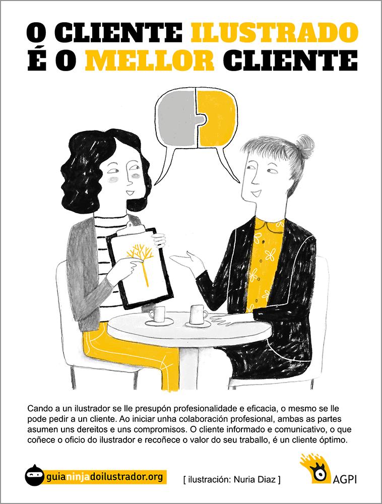 4. O cliente 'ilustrado' é mellor cliente